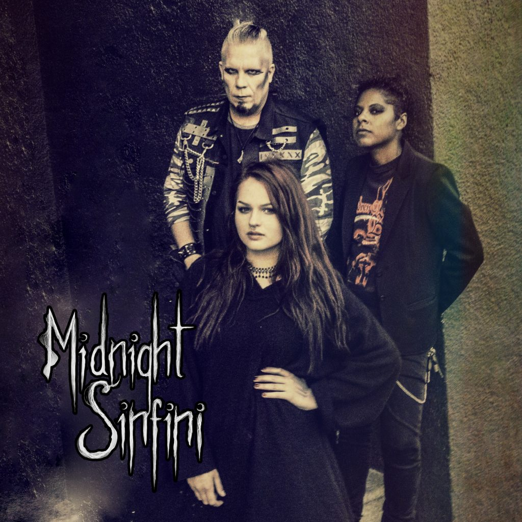 Midnight Sinfini - Female fronted metal